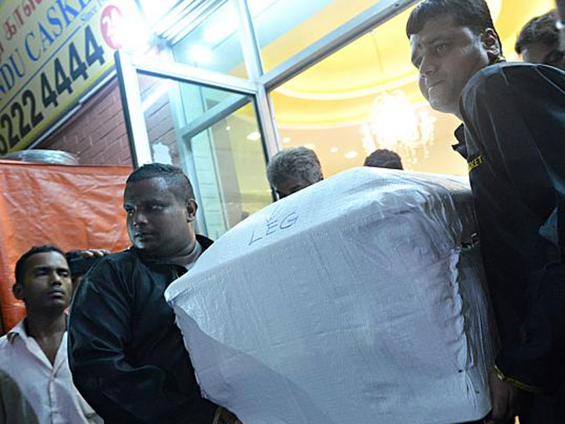 Hindu Casket in the news